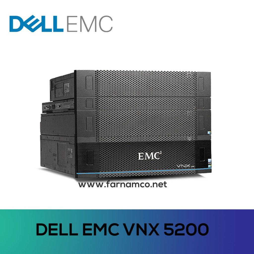 EMC VNX 5200