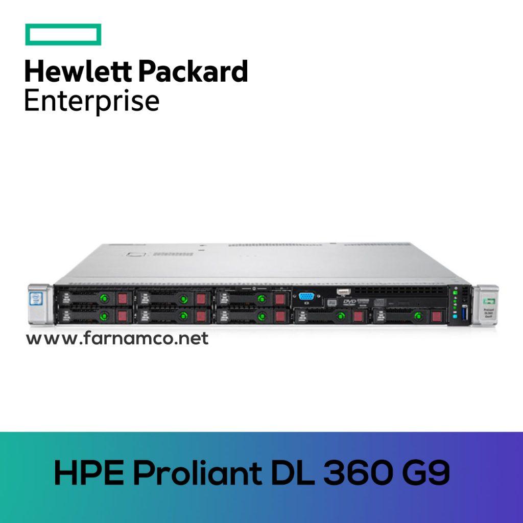 سرور HPE Prolinat DL 360G9