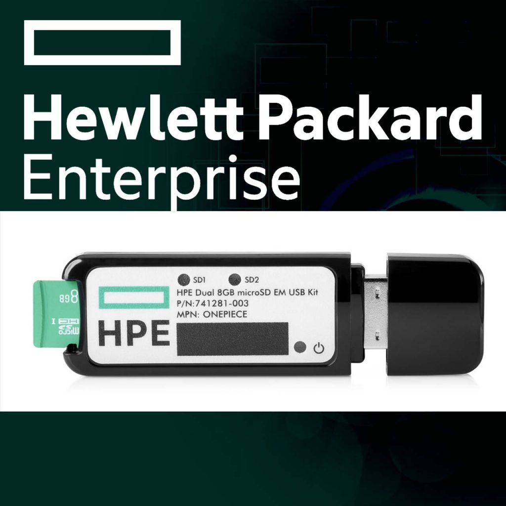 معرفی HP Dual Micro SD