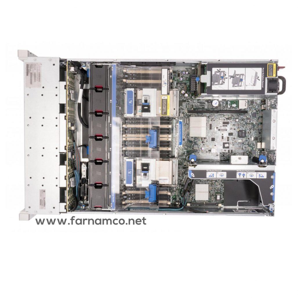 سرور HP Server ProLiant DL380p 25SFF G8