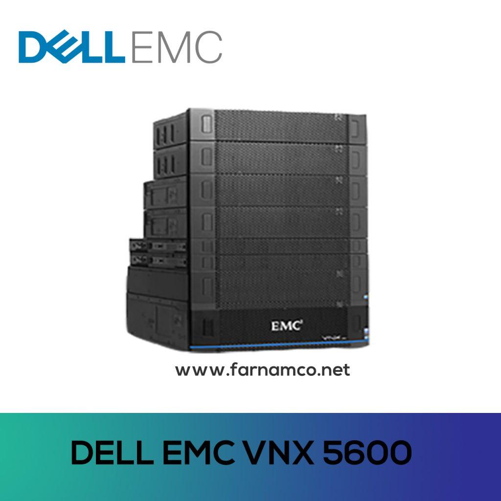 استوریج Dell EMC vnx 5600
