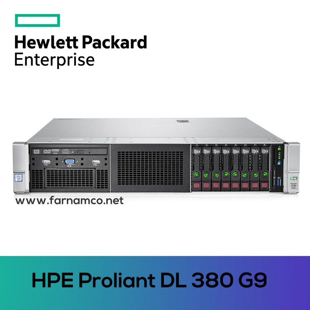 سرور HP Prolinat DL 380G9