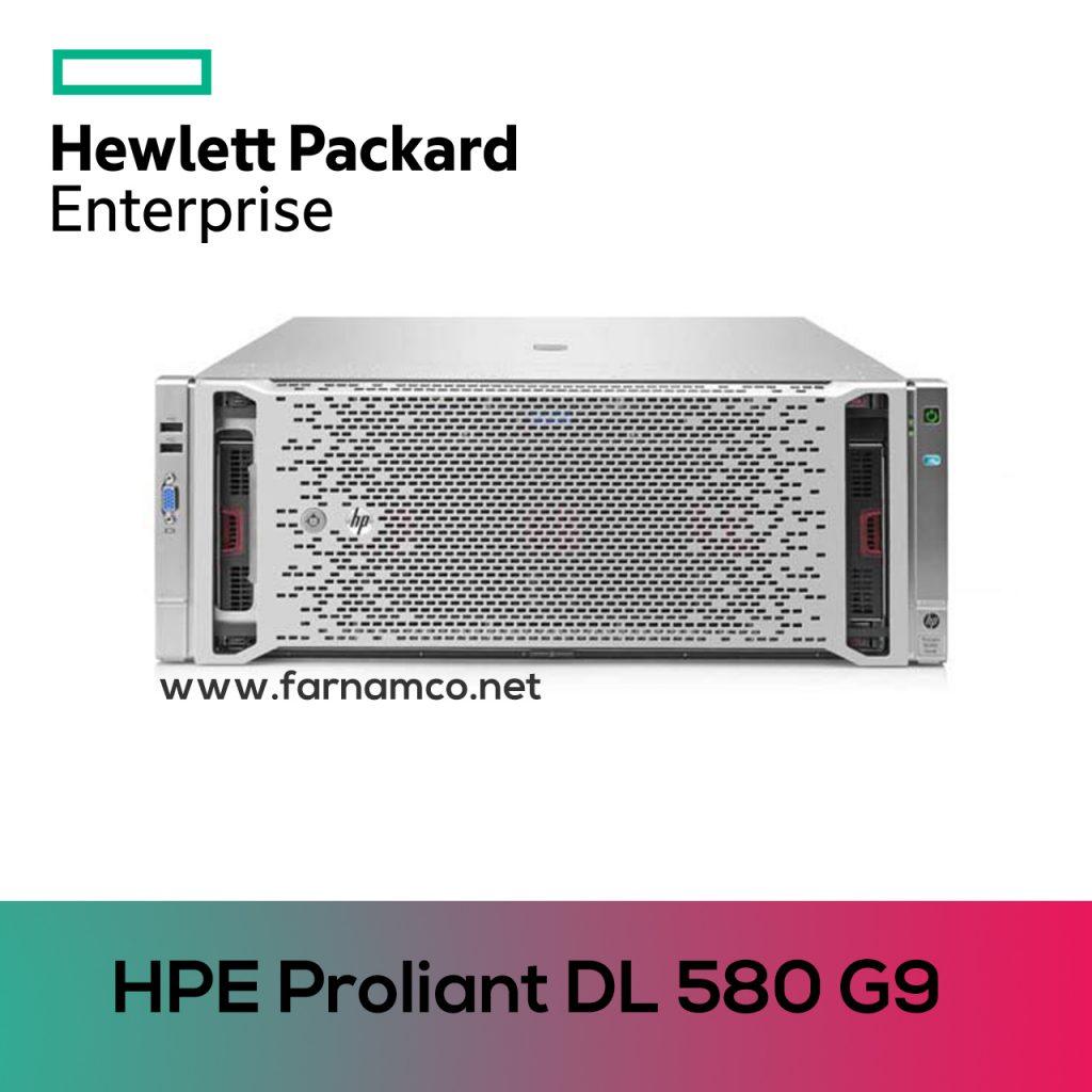 سرور hp proliant dl580 g9